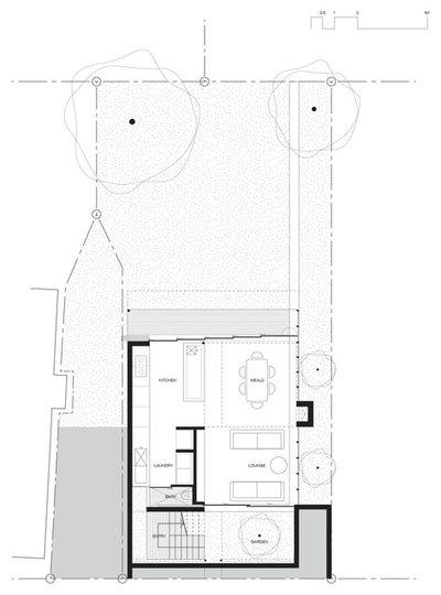 Modern  by JOHN ELLWAY. ARCHITECT