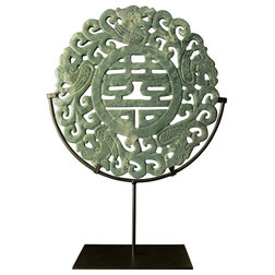 Asian Decorative Objects And Figurines by China Furniture and Arts