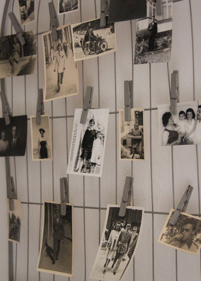 20 Great Ways to Display Family Photos  Houzz