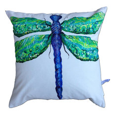 Dragonfly B Pillow