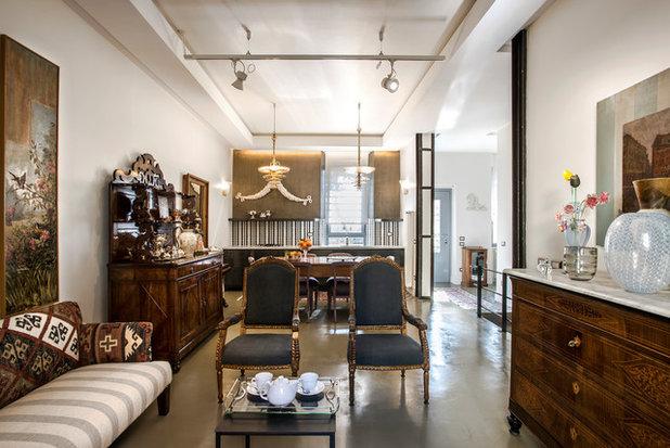 Come Disporre I Mobili Della Sala : 6 regole per inserire un mobile antico in una casa moderna