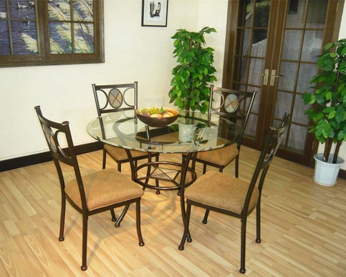 Kathy Ireland Home Vallarta Garden Dining Collection   Dining Sets Part 46