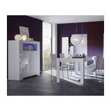 Eos (white) 2 door cupboard