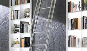 MWE Klassik Sliding Ladder System
