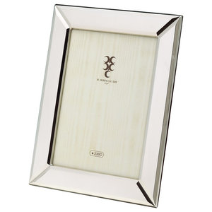 New York Silver Picture Frame, 15x20 cm