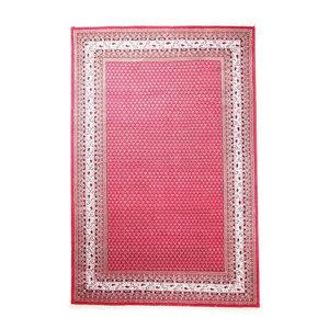 Indo Sarough Mir Rug, Oriental Carpet, India Hand-Knotted Classic, 350x250 cm