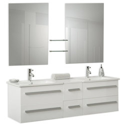 Best Modern Bathroom Vanities And Sink Consoles by Velago Furniture Outlet