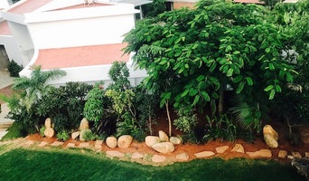 Landscaping for Mr. Sanjay & Jyothika Kalra, Bangalore