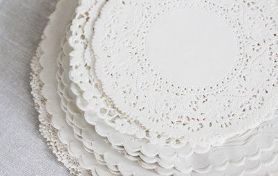 Handmade Home: Doilies for More Than Valentines
