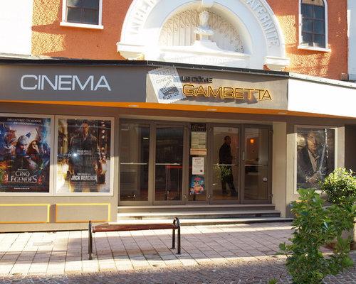 CINEMA LE DOME GAMBETTA - ALBERTVILLE