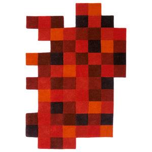 Do Lo Rez 1 Rug, Red, 184x276 cm