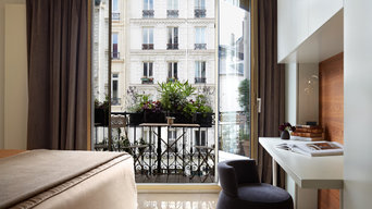 Faubourg St. Antoine Small and Sophistcated Studio