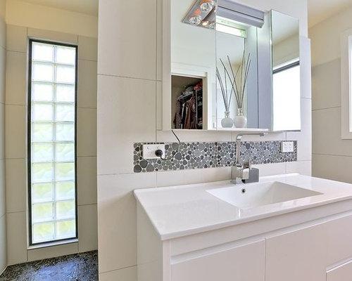 Best beach style hobart bathroom design ideas remodel for Bathroom designs hobart