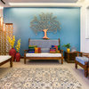 Bangalore Houzz: Tradition Rules in This Modern Flat