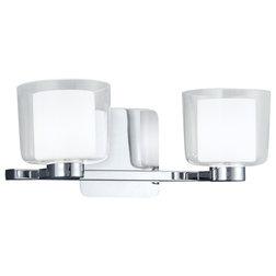 Transitional Bathroom Vanity Lighting by Norwell Lighting
