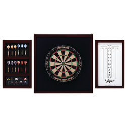 Contemporary Darts And Dartboards by GLD Products