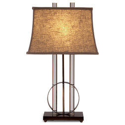 Simple Transitional Table Lamps Whythe Table Lamp
