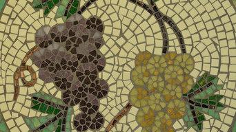 Grapes mosaic