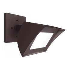 Endurance Flood PRO LED Flood-Light 3000K Warm White, Architectural Bronze