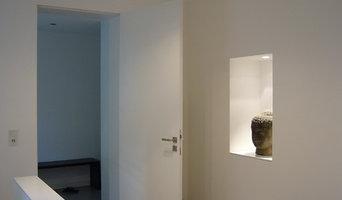 Umbau / Neugestaltung einer Villa, Frankfurt am Main