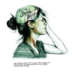 Ilustraciones de Paul Bonet