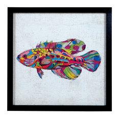 """Coastal Colors One"" Art"
