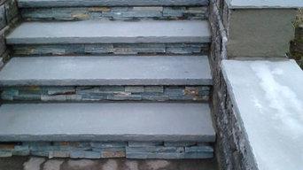 Stair Repair & Refinishing