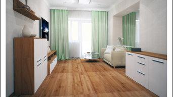 Дизайн проект, коттедж г. Екатеринбург, Площадь 209 кв.м.