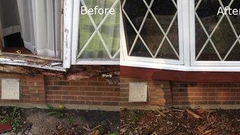 Sash, window repair
