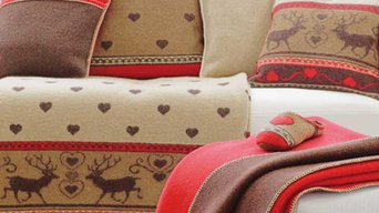 Cabin Decor Throw, Blankets, Pillows