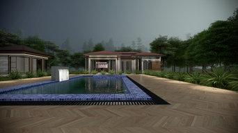 Swimming Pool Rendering | Ahmedabad