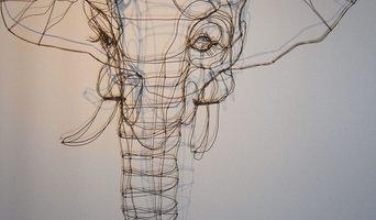 Sculptures ARC EN LUNE