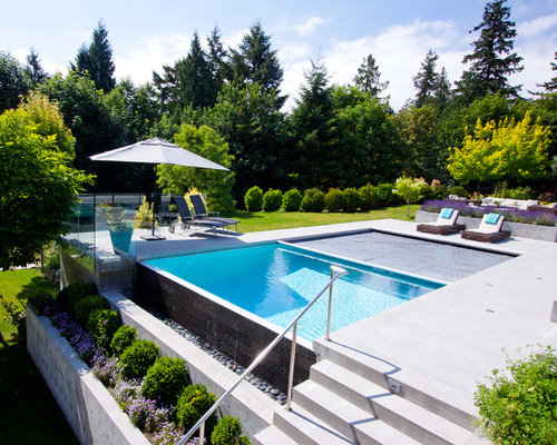 Vancouver pool design ideas renovations photos for Pool design vancouver