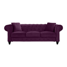 50 most popular purple sofas couches for 2019 houzz rh houzz com