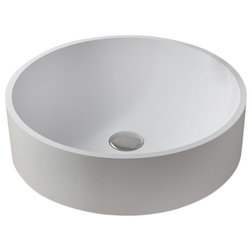 Contemporary Bathroom Sinks by inFurniture Inc.,