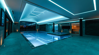 Chris & Jane's Luxury Pool with Spa, Steam Room, and Sauna