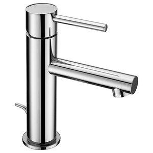 Domus Bathroom Sink Chrome Mixer Tap, Low