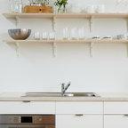 Neolith Kitchen Industrial Kitchen Sydney By Dan