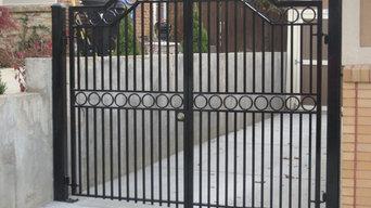 Crandall Gate