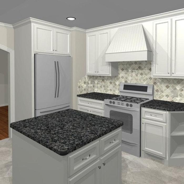 3D Design Renderings 22