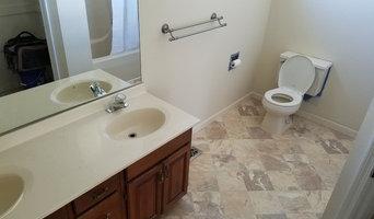 Bathroom Remodel Before any work