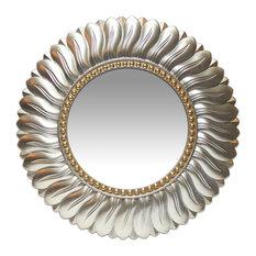 """Marseille Silver Mirror, 21.5"""""""