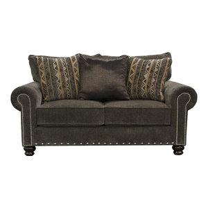 Jackson Furniture Avery Sofa In Tiger Eye S 3261 03