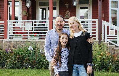 В гостях: Загородный дом актрисы и дизайнера Анастасии Немоляевой