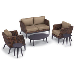 Tropical Outdoor Lounge Sets by Oxford Garden