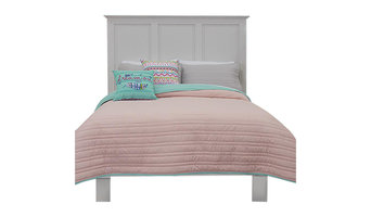 Girl Bedding Cute Pink Blue Second View!, Twin