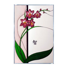 Silver Creek Orchid Panel