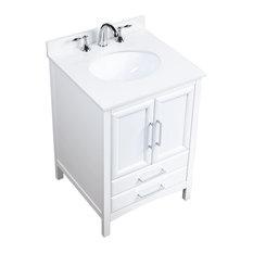 50 Most Popular 24 Inch Bathroom Vanities For 2019 Houzz