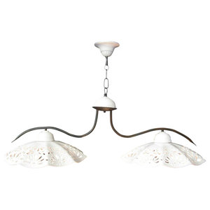 Merletto Double Chandelier
