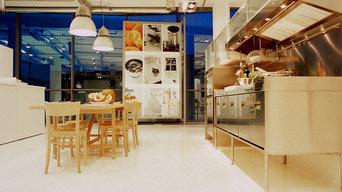 Showroom Arclinea + AIKO